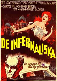 Carnival of Souls - 27 x 40 Movie Poster - Swedish Style A