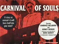 Carnival of Souls - 30 x 40 Movie Poster UK - Style A