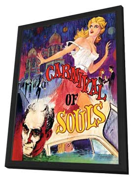 Carnival of Souls - 11 x 17 Movie Poster - Style C - in Deluxe Wood Frame