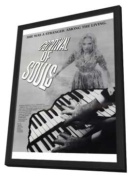 Carnival of Souls - 27 x 40 Movie Poster - Style A - in Deluxe Wood Frame
