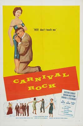 Carnival Rock - 11 x 17 Movie Poster - Style B
