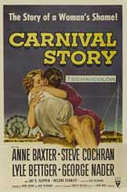 Carnival Story - 27 x 40 Movie Poster - Style B