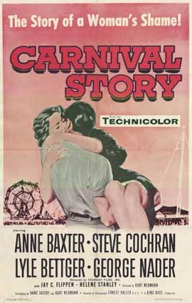 Carnival Story - 11 x 17 Movie Poster - Style A