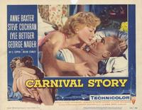 Carnival Story - 11 x 14 Movie Poster - Style H