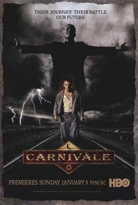Carnivale - 11 x 17 TV Poster - Style C