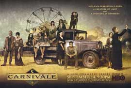 Carnivale - 27 x 40 TV Poster - Style A