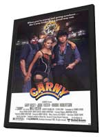Carny - 11 x 17 Movie Poster - Style B - in Deluxe Wood Frame