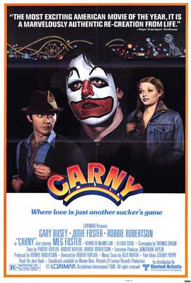 Carny - 27 x 40 Movie Poster - Style A