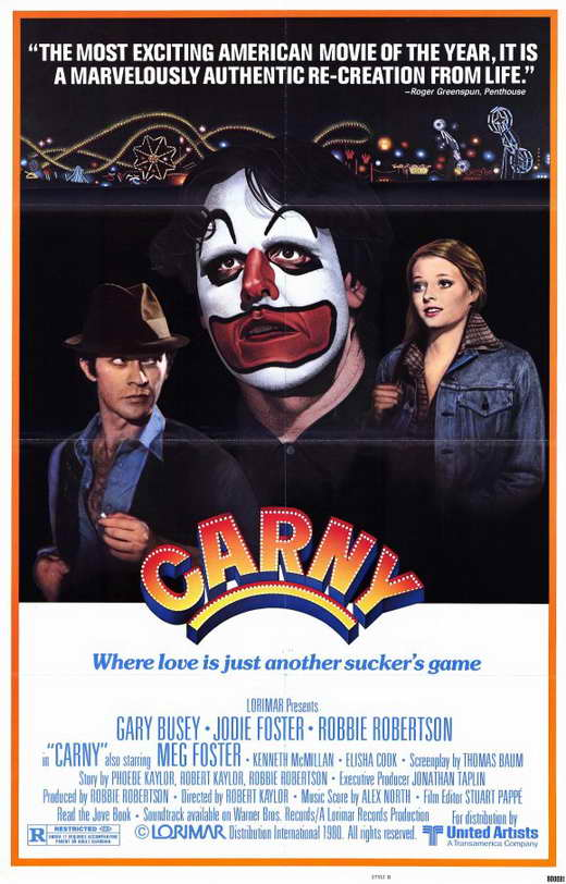 Carny Movie Posters From Movie Poster Shop