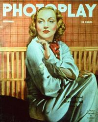Carole Lombard - 27 x 40 Movie Poster - Photoplay Magazine Cover 1930's Style B