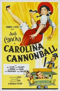Carolina Cannonball - 27 x 40 Movie Poster - Style A