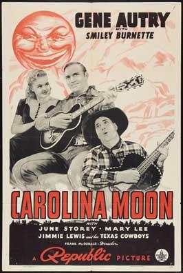 Carolina Moon - 27 x 40 Movie Poster - Style A