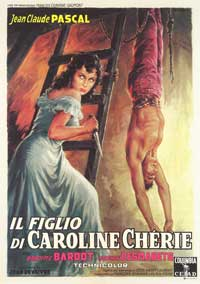 Caroline and the Rebels - 43 x 62 Movie Poster - Italian Style A