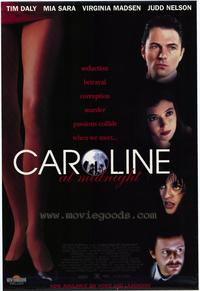 Caroline at Midnight - 27 x 40 Movie Poster - Style A