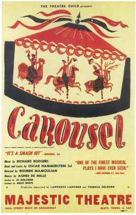 Carousel (Broadway) - 14 x 22 Poster - Style A