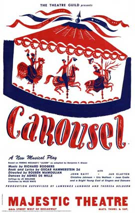Carousel (Broadway) - 27 x 40 Poster - Style A