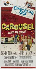Carousel - 27 x 40 Movie Poster - Style C