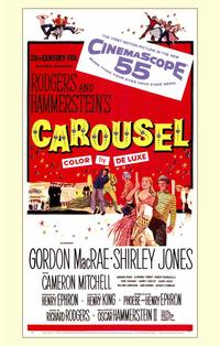Carousel - 11 x 17 Movie Poster - Style A