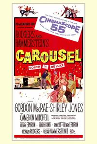 Carousel - 27 x 40 Movie Poster - Style A