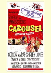 Carousel - 43 x 62 Movie Poster - Bus Shelter Style A