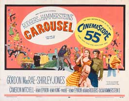 Carousel - 22 x 28 Movie Poster - Half Sheet Style A