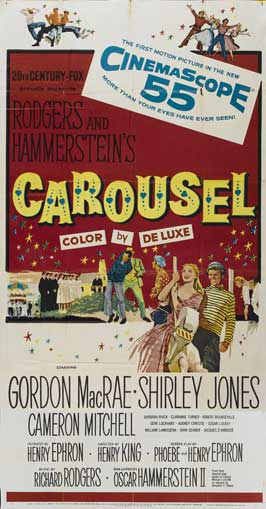 Carousel - 11 x 17 Movie Poster - Style E