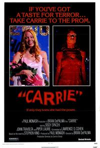 Carrie - 43 x 62 Movie Poster - Bus Shelter Style A