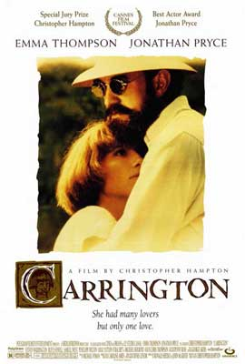 Carrington - 27 x 40 Movie Poster - Style A
