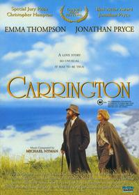 Carrington - 11 x 17 Movie Poster - Style B