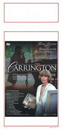 Carrington - 13 x 28 Movie Poster - Italian Style A