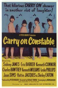 Carry on Constable - 11 x 17 Movie Poster - Style A