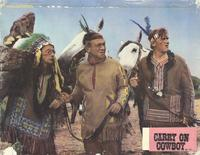 Carry On Cowboy - 11 x 14 Movie Poster - Style C