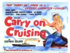 Carry On Cruising - 11 x 14 Movie Poster - Style B