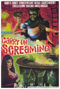 Carry On Screaming - 27 x 40 Movie Poster - Style A