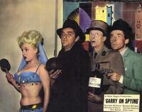 Carry On Spying - 11 x 14 Movie Poster - Style D
