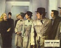 Carry On Spying - 11 x 14 Movie Poster - Style E