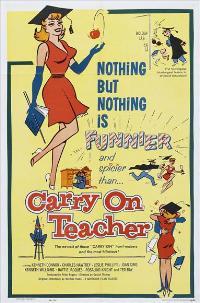 Carry on Teacher - 27 x 40 Movie Poster - Style B