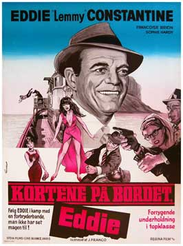 Cartes sur table - 11 x 17 Movie Poster - Danish Style A