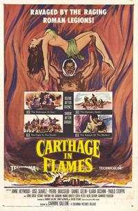 Carthage in Flames - 11 x 17 Movie Poster - Style A