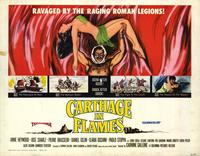 Carthage in Flames - 22 x 28 Movie Poster - Half Sheet Style A