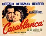 Casablanca - 11 x 14 Movie Poster - Style A