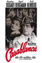 Casablanca - 11 x 17 Movie Poster - Style A