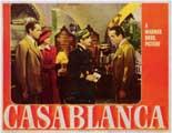 Casablanca - 11 x 14 Movie Poster - Style B