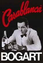 Casablanca - 11 x 17 Movie Poster - Style M