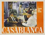 Casablanca - 11 x 14 Movie Poster - Style M