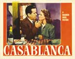 Casablanca - 11 x 14 Movie Poster - Style N
