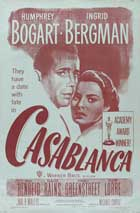Casablanca - 27 x 40 Movie Poster - Style M