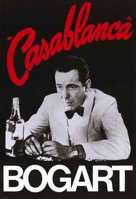 Casablanca - 11 x 17 Movie Poster - Style M