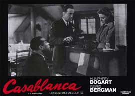 Casablanca - 11 x 14 Movie Poster - Style E