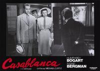 Casablanca - 11 x 14 Movie Poster - Style F
